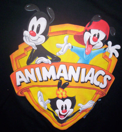 Animaniacs Logo Shirt