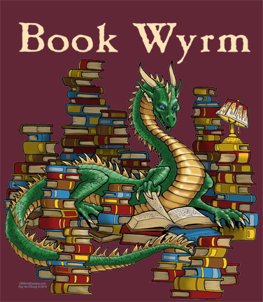Bookwyrm II T-Shirt
