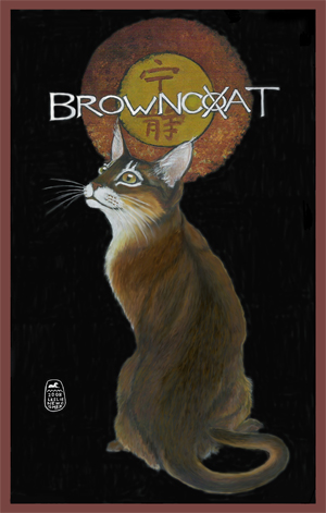 BrownCat T-Shirt