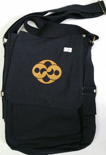 Crop Circles Tech Bag