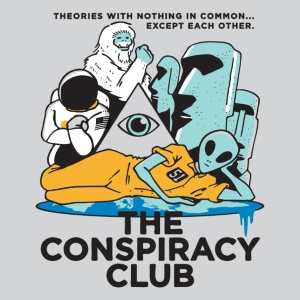 Conspiracy Club T-Shirt
