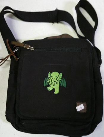 Cutethulhu Square Bag