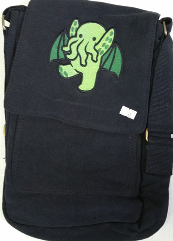 Cutethulhu Tech Bag