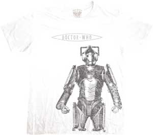 Cyberman Shirt