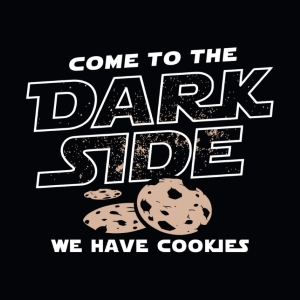 Cookies Dark Side T-Shirt