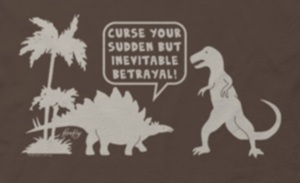 Curse Your Inevitable Betrayal Shirt